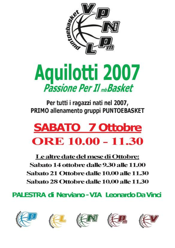2007 Ottobre